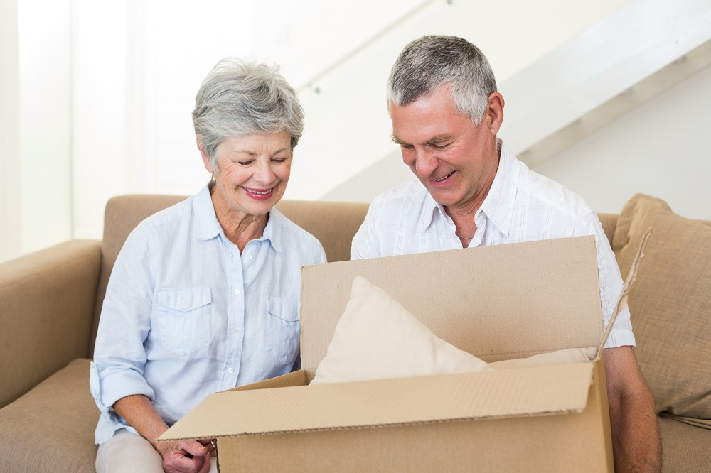 residential moving with parents